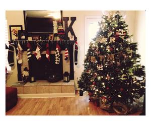 christmas, merry christmas, and ornaments image