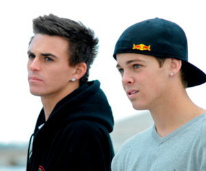 ryan sheckler and tony image