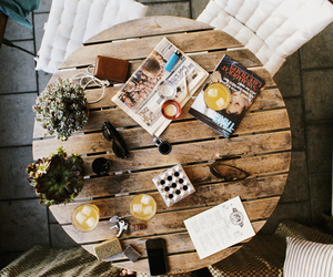 table, indie, and home image