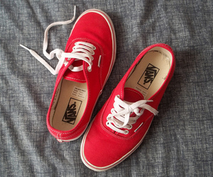 fashion, photo, and vans image