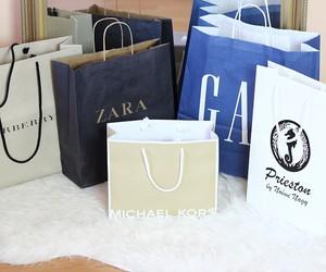 shopping, girl, and amazing image