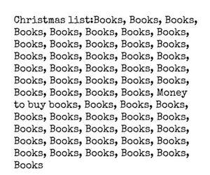books, christmas, and libros image