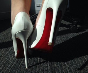 designer, shoes, and beauty image