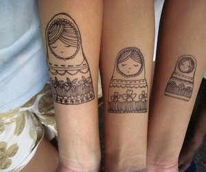 tattoo and sisters image