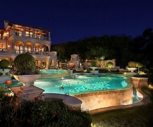 luxury, house, and rich image