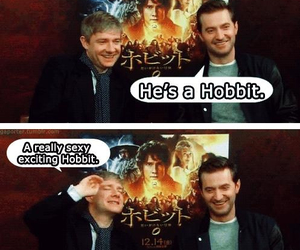 awesome, battle, and bilbo image