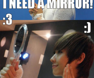 funny, kpop, and mblaq image