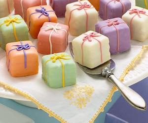cake, gift, and presents image