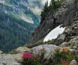 mountains image