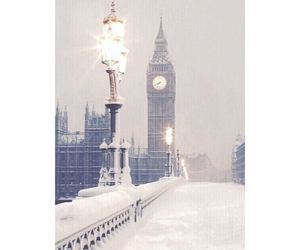 Big Ben, christmas, and shopping image