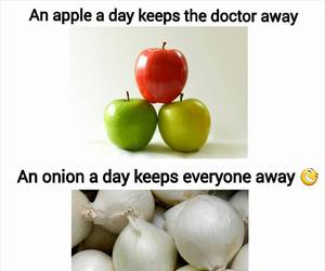 apple, doctor, and lol image