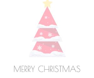 christmas, nice, and pink image