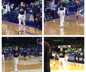 irish, notre dame, and take a stand image