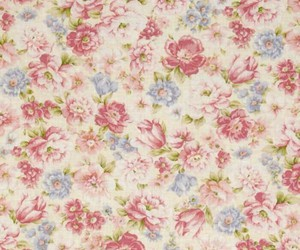 background, florals, and pale image