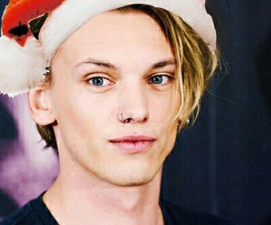 christmas, Jamie Campbell Bower, and the mortal instruments image