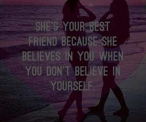 believe, best friends, and girls image
