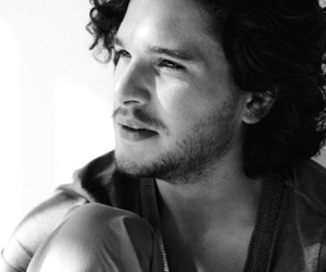 game of thrones, kit harington, and actor image