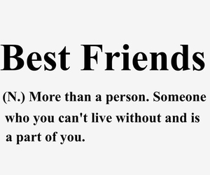 quote and bestfriends image