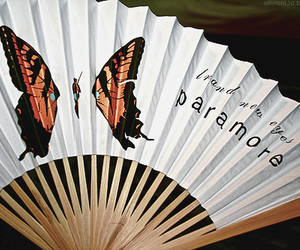 brand new eyes, fan, and paramore image