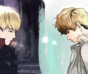 luhan, sehun, and exo image