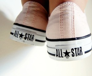 black, converse, and photography image