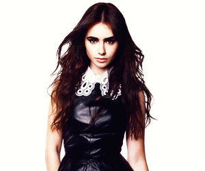 actress, pretty, and mortal instruments image