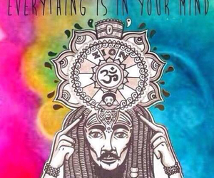mind and hippie image