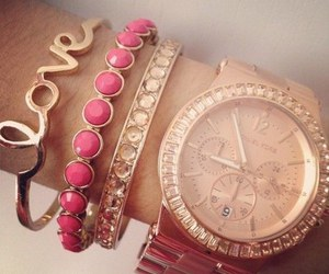 chicas, fashion, and jewelry image