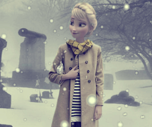 frozen and snow image