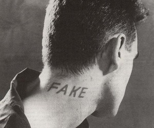 morrissey and fake image
