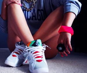swag, jordan, and shoes image