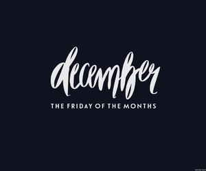 december, christmas, and friday image