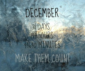 christmas, countdown, and december image