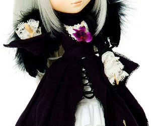 doll, pullip, and suigintou image