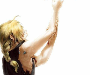 edward elric, fullmetal alchemist, and anime image