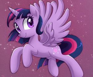MLP, twilight sparkle, and princess twilight image