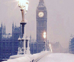 beautiful place, cold, and snow image