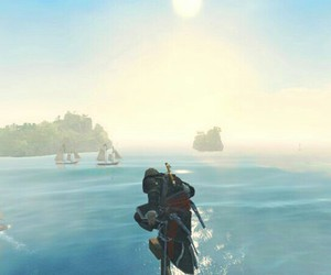 assassin, edward, and assassin's creed 4 image