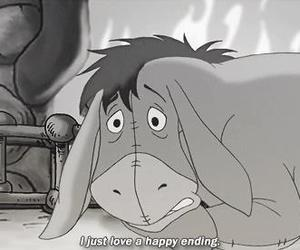 winnie the pooh, happy ending, and cutie image