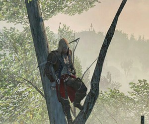 assassin, Connor, and assassin's creed 3 image