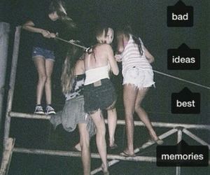 memories, bad, and grunge image
