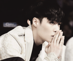 exo, handsome, and lay image