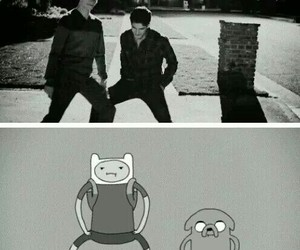 teen wolf, adventure time, and dylan o'brien image
