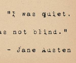 jane austen and quote image