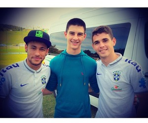 oscar, neymar, and neymar jr image