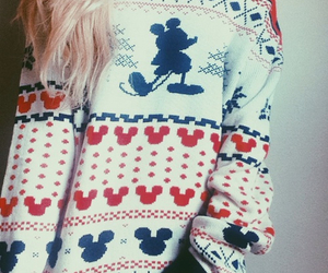 mickey mouse and sweater image