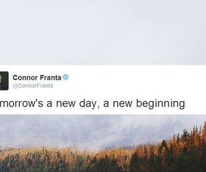 quote, youtube, and connor franta image
