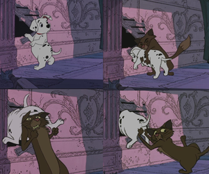 101 dalmatians and disney image