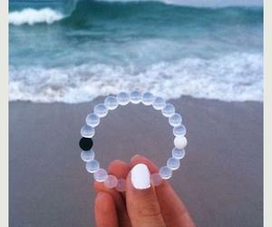 beach, bracelet, and lokai image