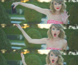 girly, Taylor Swift, and blank space. image